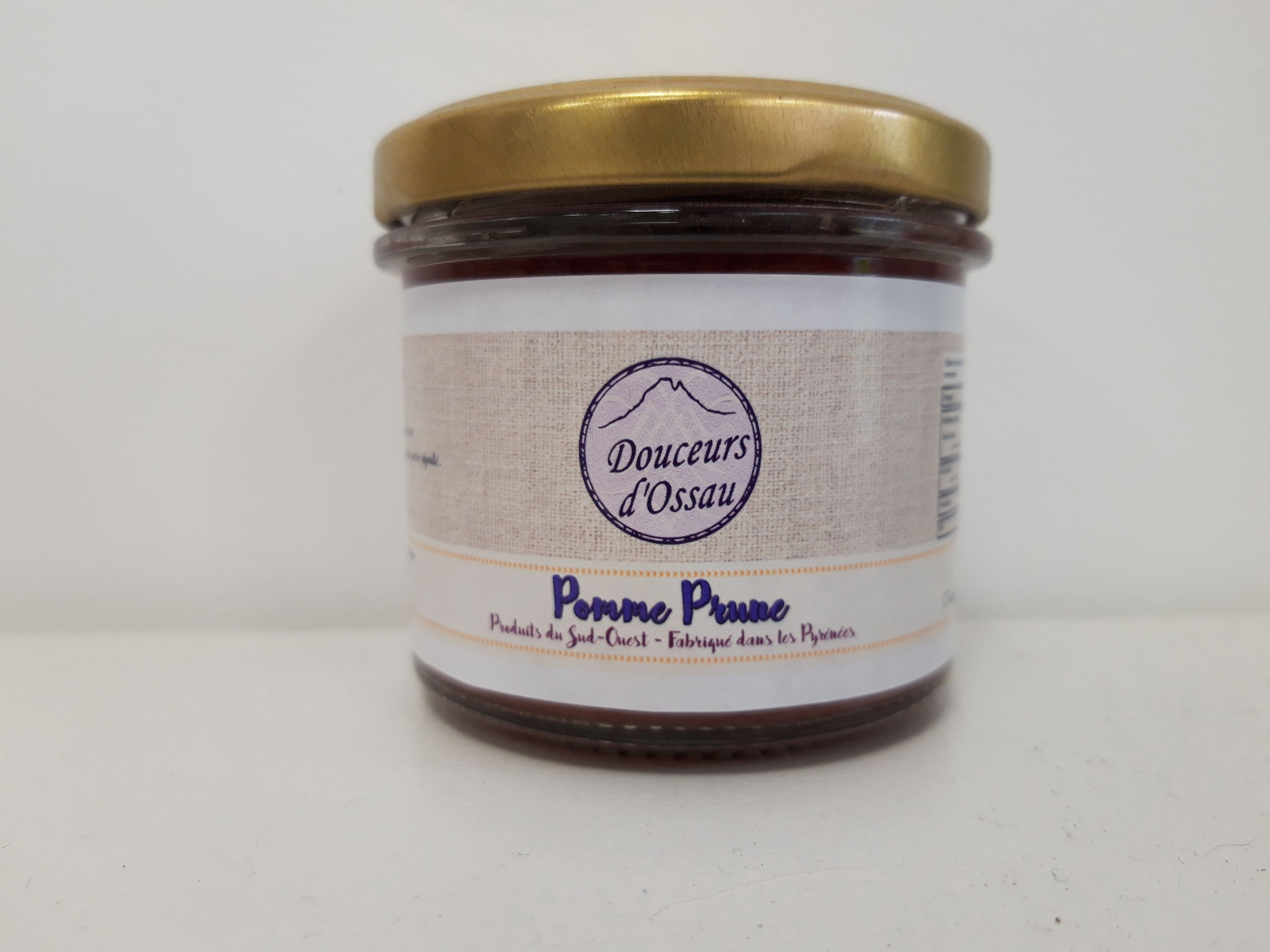 Compote pomme prune